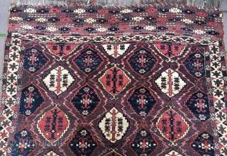 Early chodor main rug 250 x 147 cm .  www.eymen.com.tr