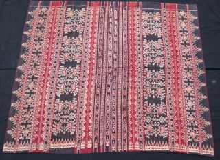 Indonesian textile ,147 x 123 cm . www.eymen.com.tr