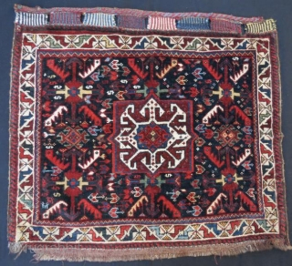 Antique khamseh bag face,70 x 60 cm 