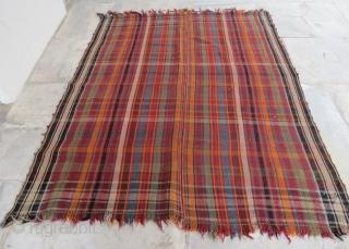 Persian Jajim, 210 x 180 cm