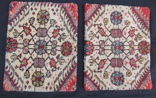 Antique a pair of rug pillow,60 x 48 cm  www.eymen.com.tr