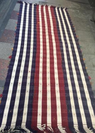 Anatolian Kurdish perde in good condition  300 x 140 cm