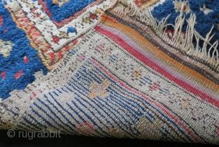 Antique Anatolian Rug , 78 x 112 cm . www.eymen.com.tr