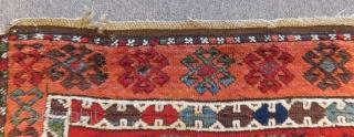 Early 19th C East Anatolian Malatya Carpet Size.280x98cm
