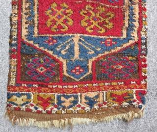 Mit 19th C Konya Cihanbeyli Yastık Size.90x38 Cm