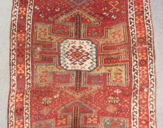 Antique East Anatolian Erzurum Rug Size .350x140cm