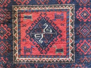 Antique Baluch Rug Size.225x120cm