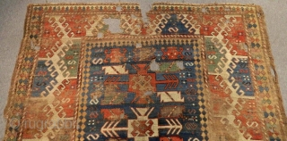 Antique Caucasian Borjalı Rug Size 295x170.cm
