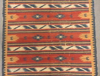 Antigue Persian Kilim Size.164x126cm