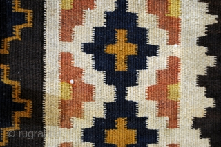 Kilim, Caucasus, Shirvan, dated 1353 = 1934. 