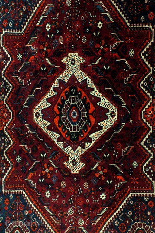 Kashkouli sub tribe of the Qashqai nomads.