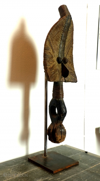Kota Gabon,  mid 20th century. 