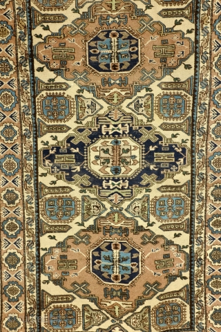 Fine Konaghend, Kuba area, Caucasus, 210 x 138 Cm. 