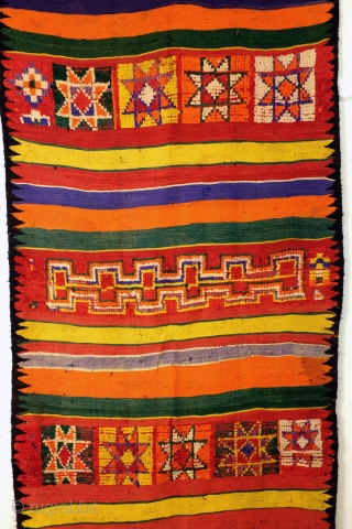 Morocco, Bedouins from the South who adapted the arabic customs.