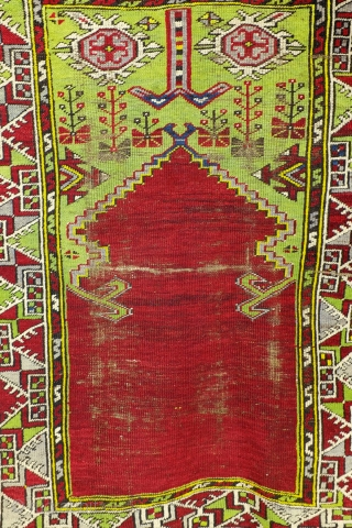 Karapinar, Anatolia, 19th century, 140 x 93 Cm.  