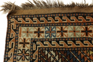 Gendje, Caucasus. 