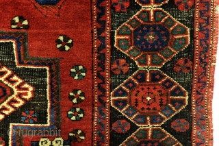 Afshar, Kirman area. 