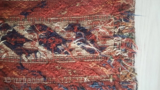 soumak bagface 47 x 51 cm. Good design and good condition. All natural colors