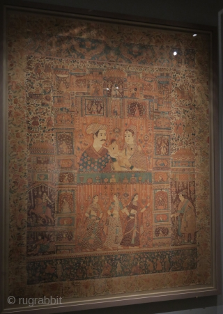 "Some textile highlights from the exhibition, ""Armenia!"" at the Metropolitan Museum of Art, New York. The exhibition runs until January 13, 2019. These are original images taken in September, 2018. 