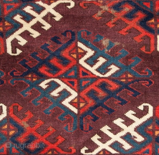 Turkmen Yomud Main Rug 150 x 295 cm / 4'9'' x 9'6''