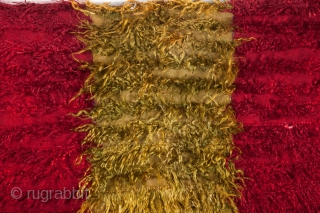 Central Anatolian Agrora Filikli Rug 138 x 147 cm / 4'6'' x 4'9''