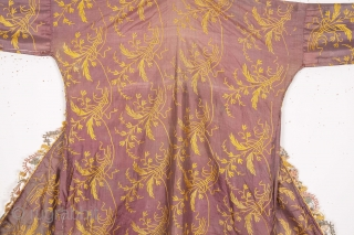 Ottoman Silk Embroidered Ucetek