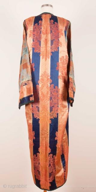 Central Asian , Tajik Silk Coat