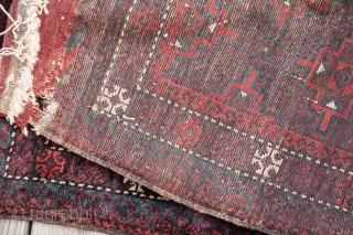 Baluch Balisth 122 x 63 cm / 4'0'' x 2'0''