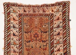 South Persian rug 82 x 135 cm /2'8'' x 4'5''