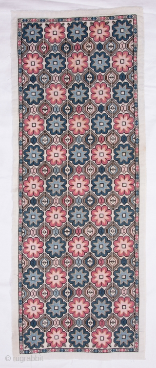 Bulgarian Embroidery 32 x 90 cm / 1'0'' x 2'11''