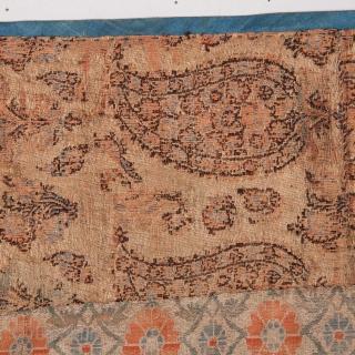 Safavid Brocade 67 x 87 cm / 2'2'' x 2'10''