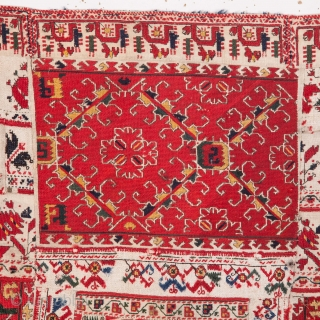 Macedonian Embroidery 89 x 96 cm / 2'11'' x 3'1''
