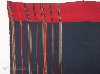 Hazara Silk and Cotton Shawl 