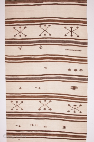 Haba, Central Anatolian Karapinar Kilim ( with a date that i could not translate )