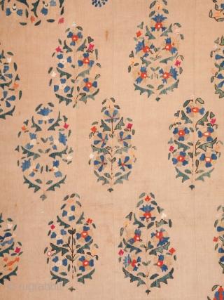 Central Asian Uzbek Suzani 155 x 235 cm / 5'1'' x 7'8''