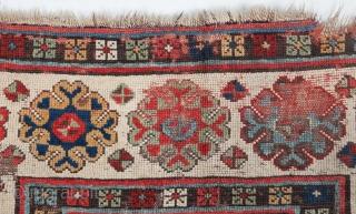Caucasian Rug Fragments 155 x 120 cm / 5'1''x 3'11''