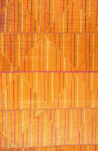 Phulkari India 139 x 230 cm /4'6'' x 7'6''