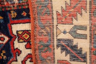 Persian Karaja Rug as found 100 x 278 cm / 3'3'''' x 9'1''