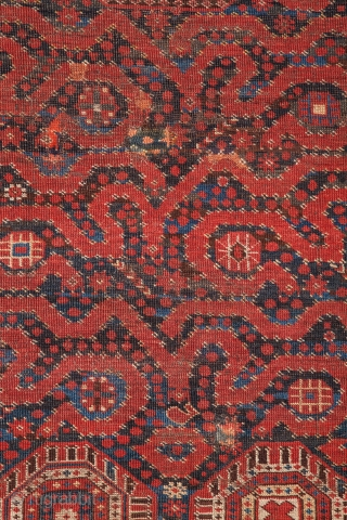 Beshir Main Rug 143 x 293 cm / 4'8'' x 9'7''