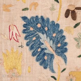 Ottoman Embroidery 43 z 216 cm / 1'4'' x 7'1''