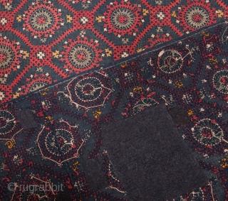 Marash Embroidery 127 x 177 cm / 4'2'' x 5'9''