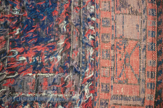 Striking antique Lori bagface 110x73cm in very good condition  More info: https://sharafiandco.com/product/antique-lori-bagface-110x73cm/