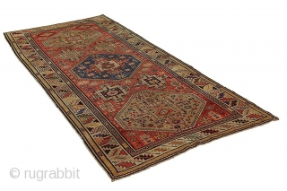 Kazak - Caucasus   