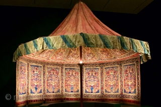 "Lecture: ""Symbols of Power: Luxury Textiles from Islamic Lands, 7th - 21st Centuries"" with Louise W. Mackie, Curator (Retired) of Textiles and Islamic Art, The Cleveland Museum of Art, Cleveland, Oh   ..."