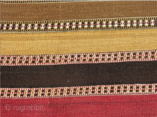Mazandarn Kilim, N. Persia, circa 1930, 