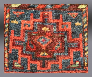 Baluch Bag, W. Afghanistan, 19th C.  Please inquire for further images/information