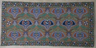 Antique swedish cross stitch, no: 234, size: 115*55cm, wall hangings.