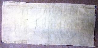 Antique pillow swedish kilim(Rolakan technique), no: 320, size: 101*46cm.
