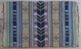 Antique cushion Swedish kilim, no: 299, size: 71*45cm, Tree of life design.
