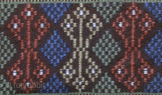 Antique Swedish kilim, no: 308, size: 179*61cm, wall hangings.